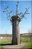 TQ5885 : 1E6 Tree by Glyn Baker