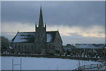 N5348 : St Agnes Church, Coralstown by Sarah777