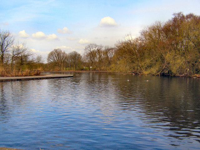 Boggart Hole Clough Boating Lake
