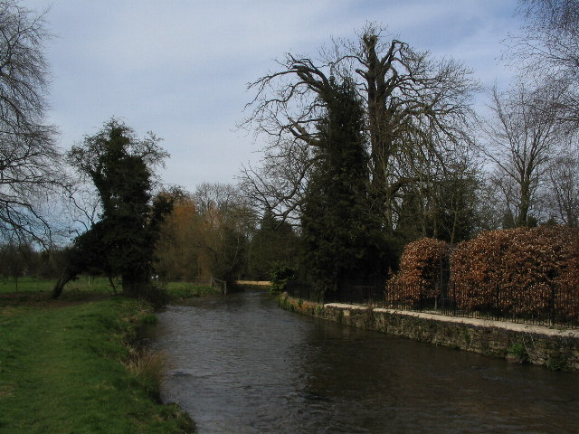 The river Windrush