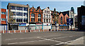 J3374 : North Street car park, Belfast (1) by Albert Bridge