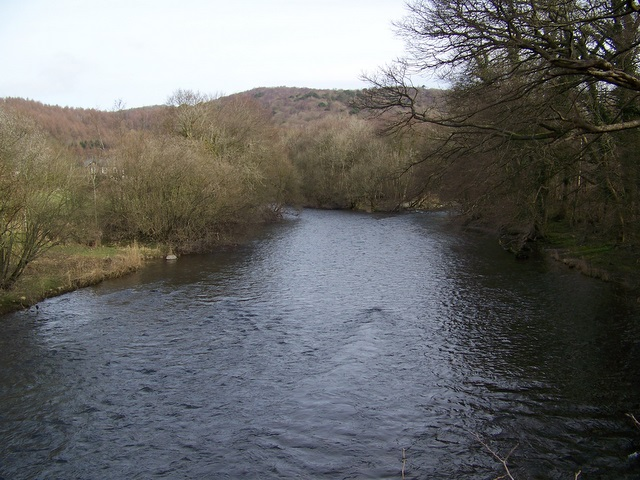 River Leven near Haverthwaite
