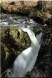 NY4020 : Waterfall on Aira Beck by Philip Halling