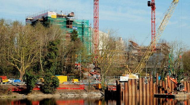 River Lagan works, Belfast (7)