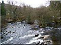 NY3403 : River Brathay, Skelwith Bridge by Maigheach-gheal
