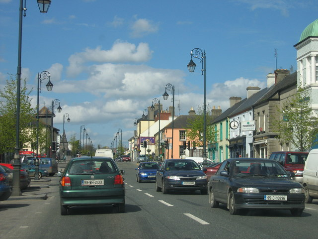 Abbeyleix, County Laois