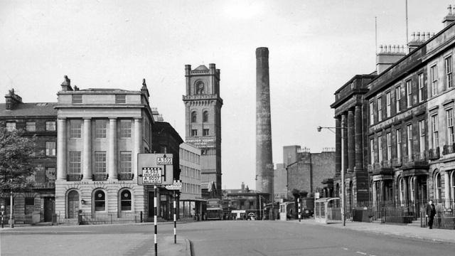 Birkenhead Hamilton Square Station