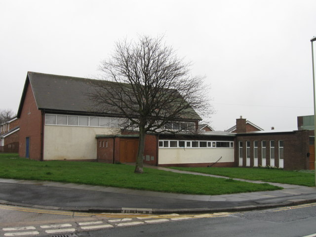 St Luke's Methodist Church, Burn Heads Road