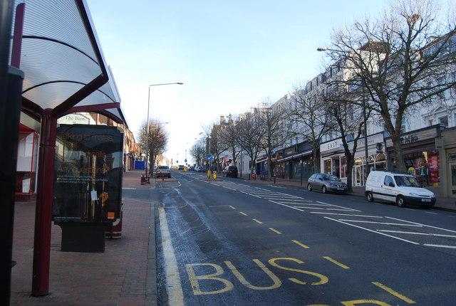 Bus Stops, Mount Pleasant