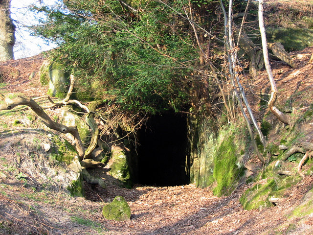 Sandstone Tunnels