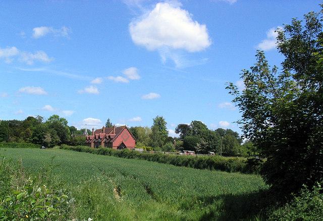 Modern Cottages at Eridge Green