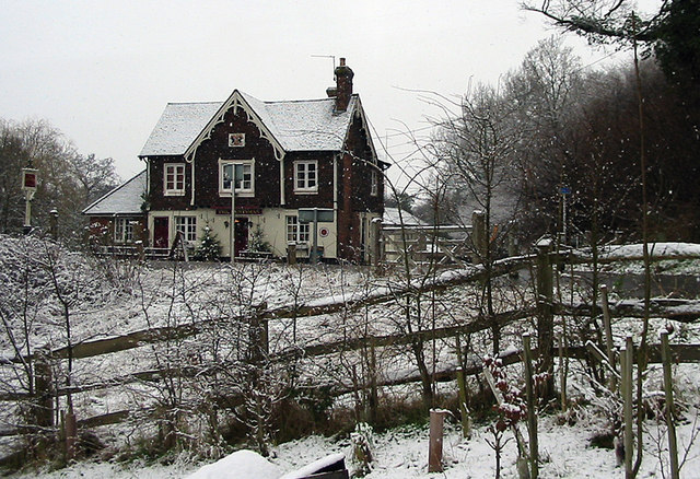 The Huntsman public house