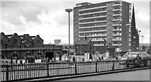 SP0786 : Birmingham Moor Street Station, exterior by Ben Brooksbank
