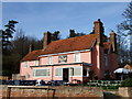 TM3041 : Ramsholt Arms Public House, Dock Road by PAUL FARMER