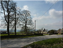 SK2962 : Farley, a hamlet by Peter Barr