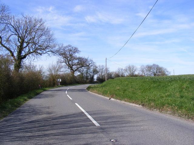 A1120 Buttons Hill, Saxtead Bottom