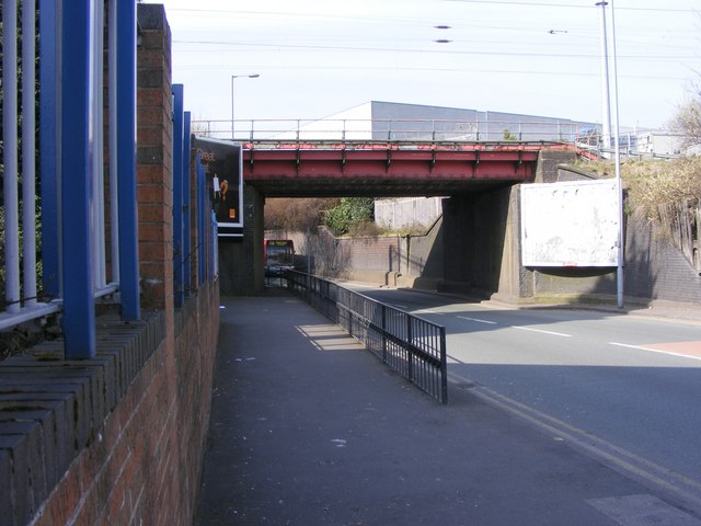 Cannock Road Bridge