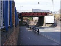 SO9199 : Cannock Road Bridge by Gordon Griffiths