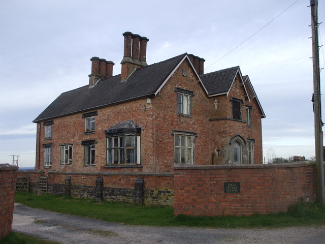 High Offley Manor
