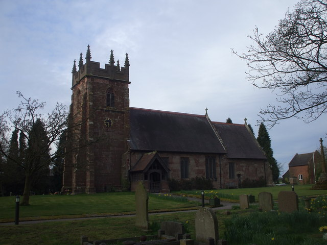 Church of St Michael & All Angels, Adbaston