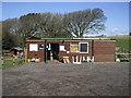 TV5897 : Beachy Head Farm Shop near Eastbourne by nick macneill