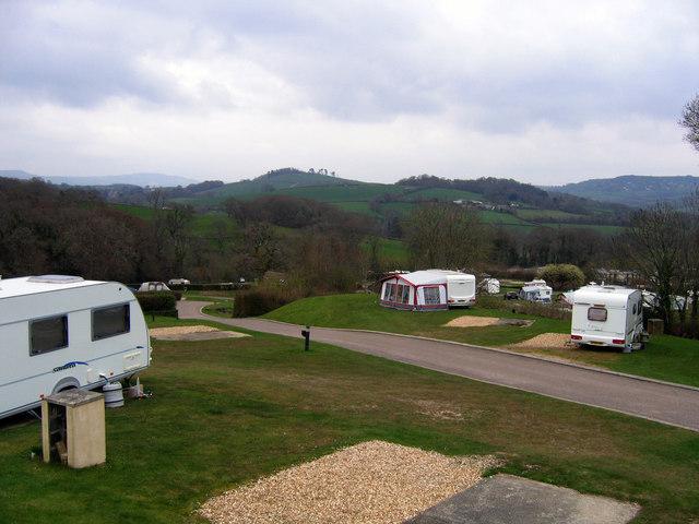 Wood Farm Caravan and Camping Park