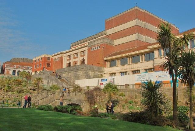 Bournemouth: Pavilion Theatre and Ballroom