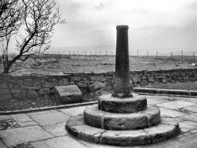 Roman Cross at Affetside