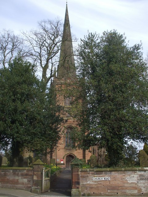 Church of St Mary the Virgin & St Chad, Brewood