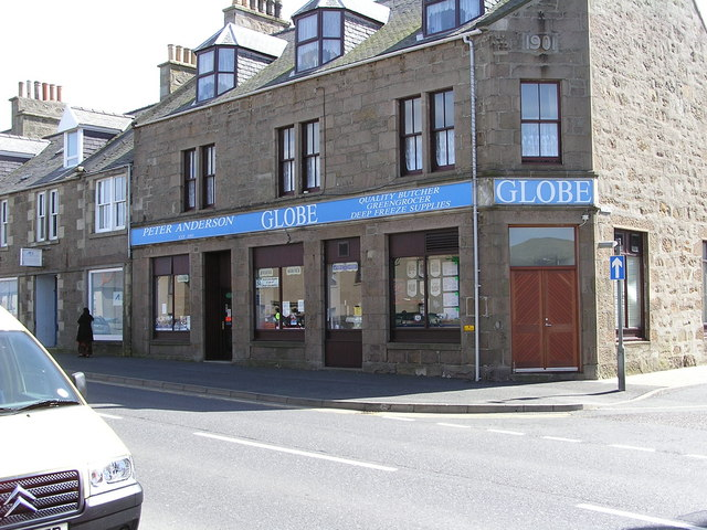Globe Butchers, Commercial Road
