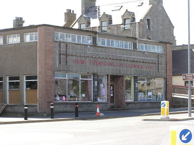 Home Furnishing of Lerwick Ltd
