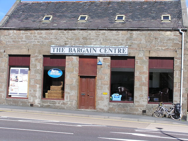 The Bargain Centre, Commercial Road
