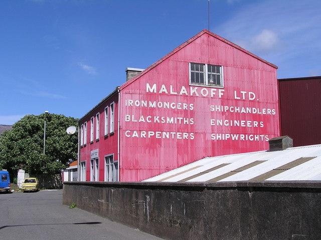 Malakoff Ltd, North Ness