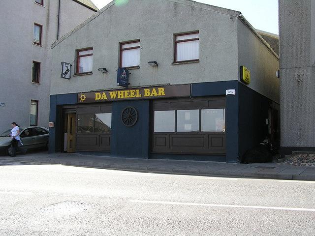 Da Wheel Bar, Commercial Road