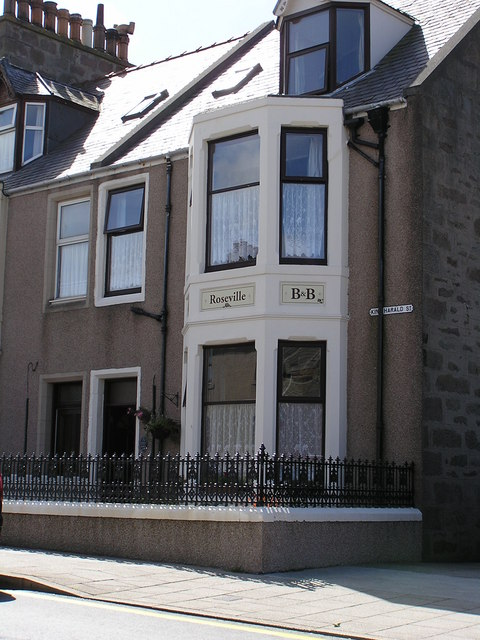 Roseville Bed & Breakfast, King Harald Street