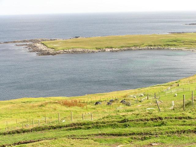 Bay of Fladdabister