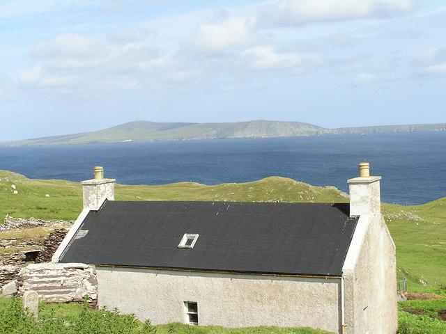 Cottage at Fladdabister