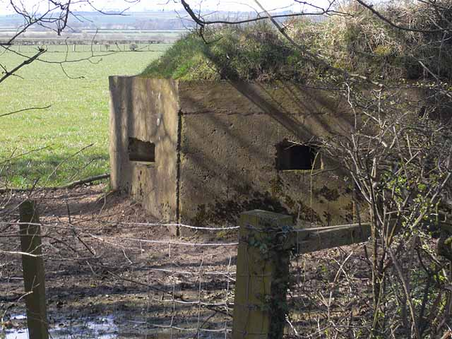Pillbox, Morwick, Northumberland