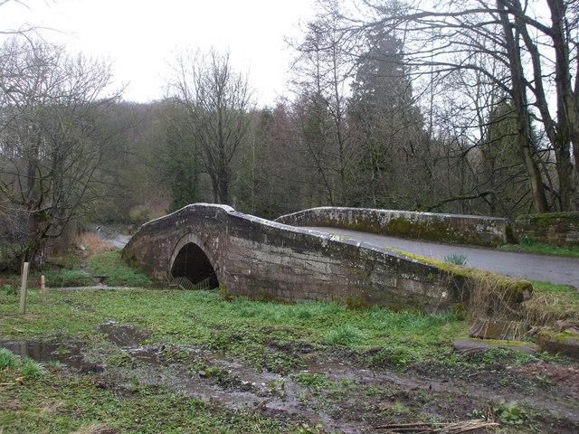 Newbiggin Bridge, Newbiggin, Kirkby Thore