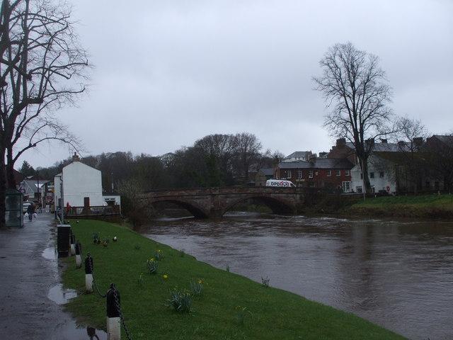 Bridge over the River Eden, Appleby-in-Westmorland