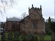 NY6819 : St Michael's Church, Bongate, Appleby-in-Westmorland by John Lord