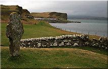 NR7204 : St Ninian's Chapel, Sanda Island by Becky Williamson
