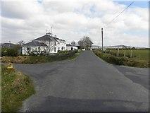C1415 : Road at Gortnacorrib by Kenneth  Allen