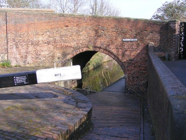 Littles Lane Bridge