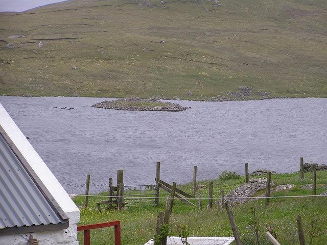 Loch of Huxter