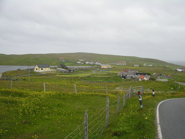 Isbister, Whalsay