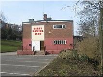 SK3536 : Derby Rowing Club, Darley Park, Derby by Eamon Curry