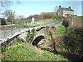 SD4877 : Leighton Beck Bridge by Karl and Ali