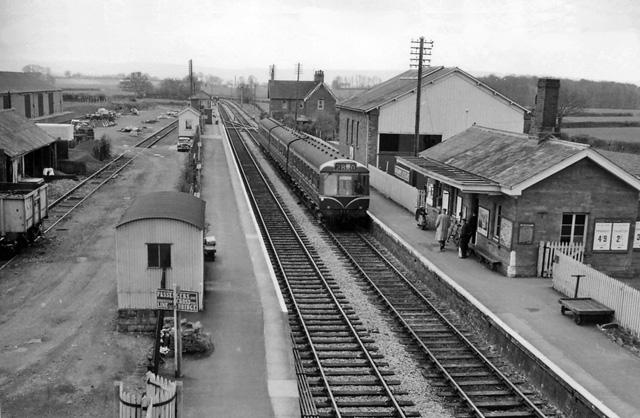 Bishop's Lydeard Station