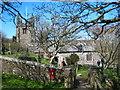 SX1497 : Saint Genesius's Church - the Parish Church of St Gennys by Rod Allday